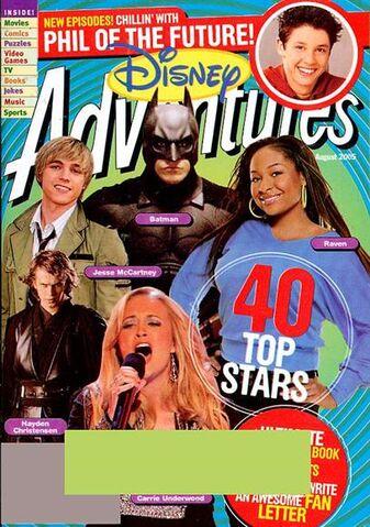 File:Disney adventures august 2005.jpg