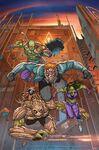 GOTG Mission Breakout Comic