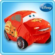 PillowPetsSquare LightningMcQueen2