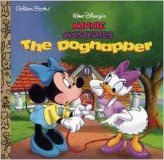 The dognapper book