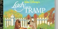 Lady and the Tramp (Little Golden Book)