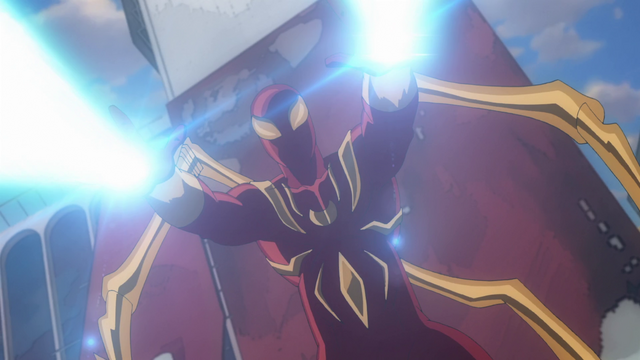 File:Amadeus Cho as Iron Spider 7.png
