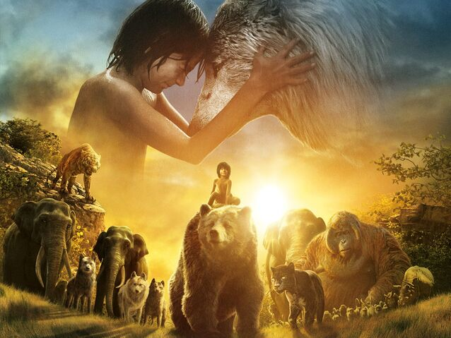File:The Jungle Book movie poster.jpg