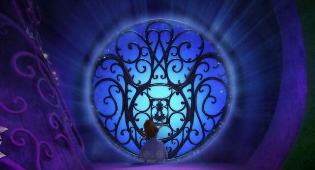 File:The Secret Library door.jpg