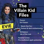 The Villain Kid Files - Evie