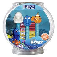Finding Dory PEZ Fish Bowl Gift Set