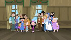 Isabella's family