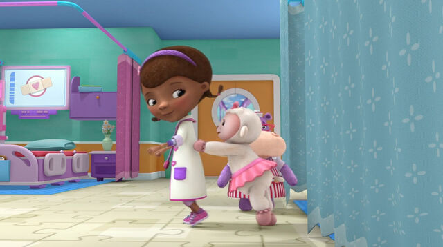 File:Lambie pushes doc out of exam room 2.jpg