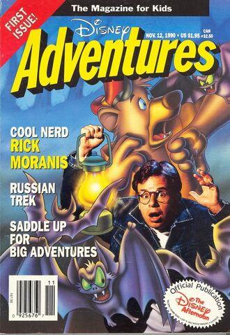 File:Disney Adventures Magazine.jpg
