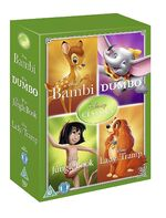 Disney Classics Volume 2 Box Set UK DVD
