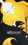 Maleficent Lithograph Set 3