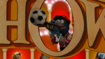 Muppets Most Wanted Gonzo soccer ball