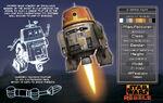 Rebels Character Keys - Chopper