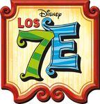 The 7D Spanish logo