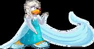 Elsa In Login Screen