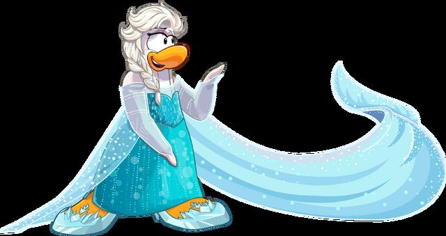 File:Elsa In Login Screen.png