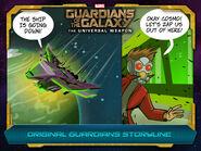 Gotg TUW Storyline