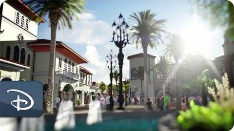Imagineers Unveil the Storyline of Disney Springs Walt Disney World
