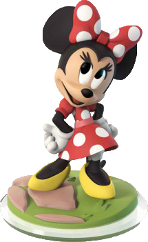 File:Minnie Mouse Disney INFINITY Figure.png