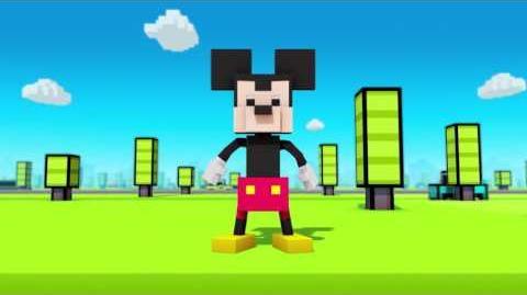 Disney Crossy Road Official Teaser Trailer