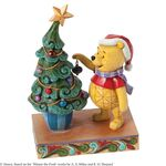 Disney Traditions Winnie the Pooh with Tree Figurine