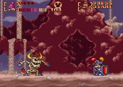 Magical Quest 3 - sub-boss 3