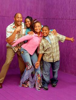 That's So Raven - Baxter Family