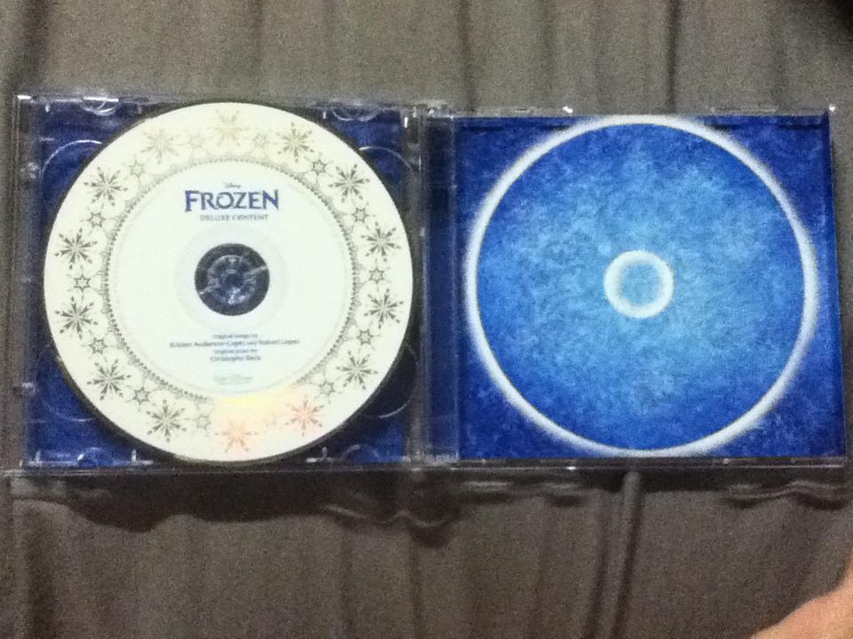 Image Frozen Deluxe Soundtrack Disc 2 Jpg Disney Wiki