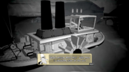 Steamboat Willie boat in the At2D game