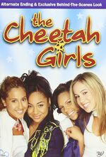 The Cheetah Girls DVD