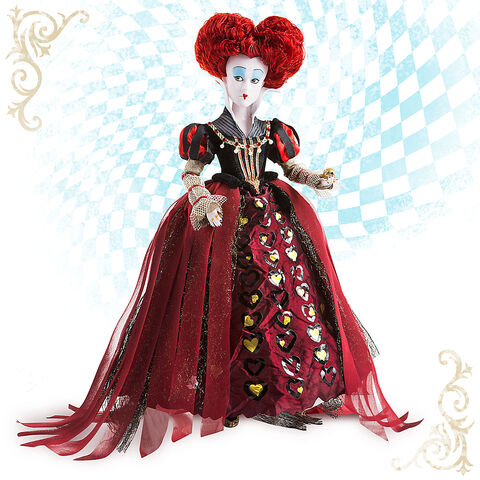 File:The Red Queen Disney Film Collection Doll - Alice Through the Looking Glass - 12 ½.jpg