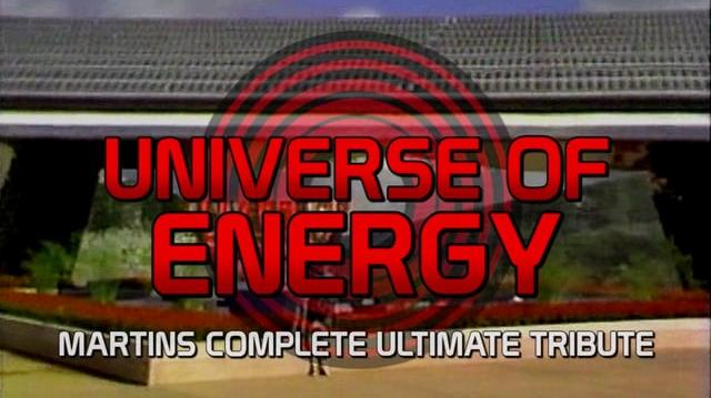 Universe of Energy - Martins Complete Ultimate Tribute