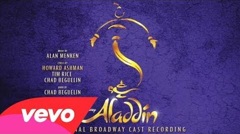 "Friend Like Me (From ""Aladdin"" Original Broadway Cast Recording Audio Only)"