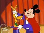 Pluto rabbit magic