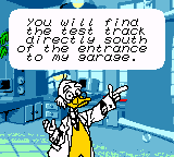 Ludwig Mickey's Racing Adventure Dialogue 4