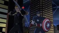 Hawkeye & Captain America USMWW
