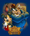 Mickey vs Pete