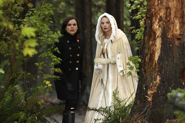 File:Once Upon a Time - 6x11 - Tougher Than the Rest - Photography - Regina and Emma.jpg