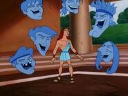 Screamin' Grecian Teenage Blues-Vist from Zeus
