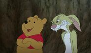 Winnie the Pooh How very thoughtful you are Piglet