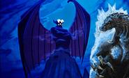 Chernabog meets Godzilla