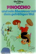 Pinocchio and whale german