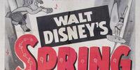 Walt Disney's Spring Frolics