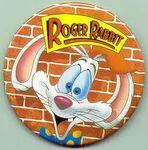 Roger Rabbit Button