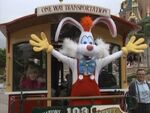 Roger Rabbit at Disneyland Paris
