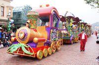 Disney Friends Springtime Processional