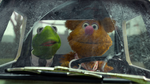 Muppets Most Wanted extended cut 1.34.26 bear left right frog