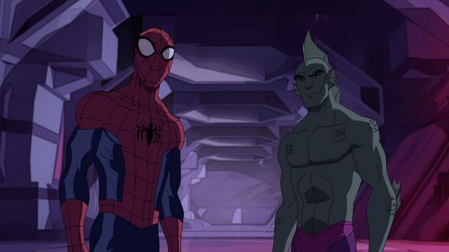 File:Spider-Man & Triton USMWW 9.png