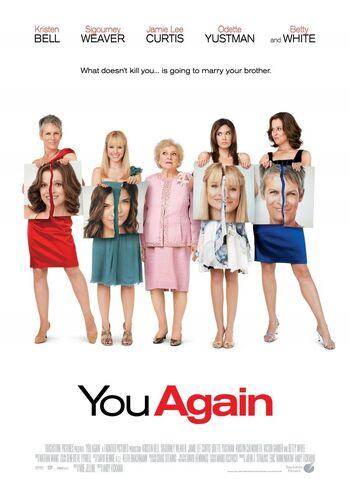 File:You Again film poster.jpg