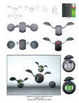 Incredibles Game Concept - Kamikaze Droid